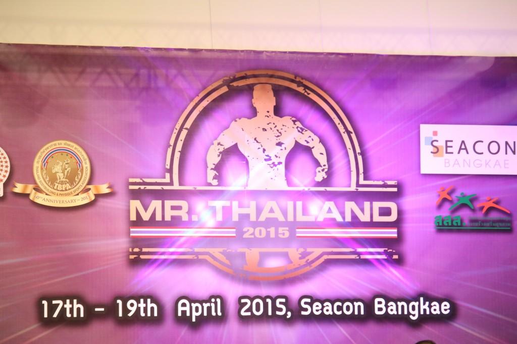 Mr.Thailand 2015